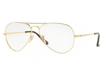 Lunettes de vue Ray-Ban Aviator RX6489-2500 | Revendeur Agréé Ray-Ban | product_reduce_price