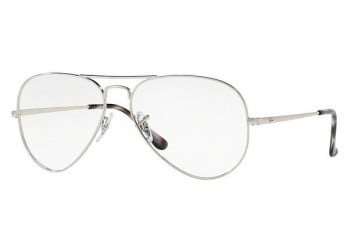 Lunettes de vue Ray-Ban Aviator RX6489-2501 | Revendeur Agréé Ray-Ban | product_reduce_price