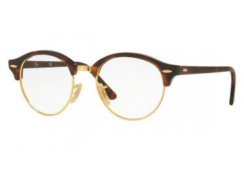 Lunettes de vue Ray-Ban Clubround RX4246V-2372   Revendeur Agréé Ray-Ban   product_reduce_price