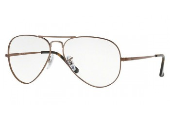 Lunettes de vue Ray-Ban Aviator RX6489-2531 | Revendeur Agréé Ray-Ban | product_reduce_price