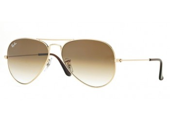 Lunettes de soleil Ray-Ban Aviator RB3025 001/51 Gold | Revendeur Agréé Ray-Ban | product_reduce_price