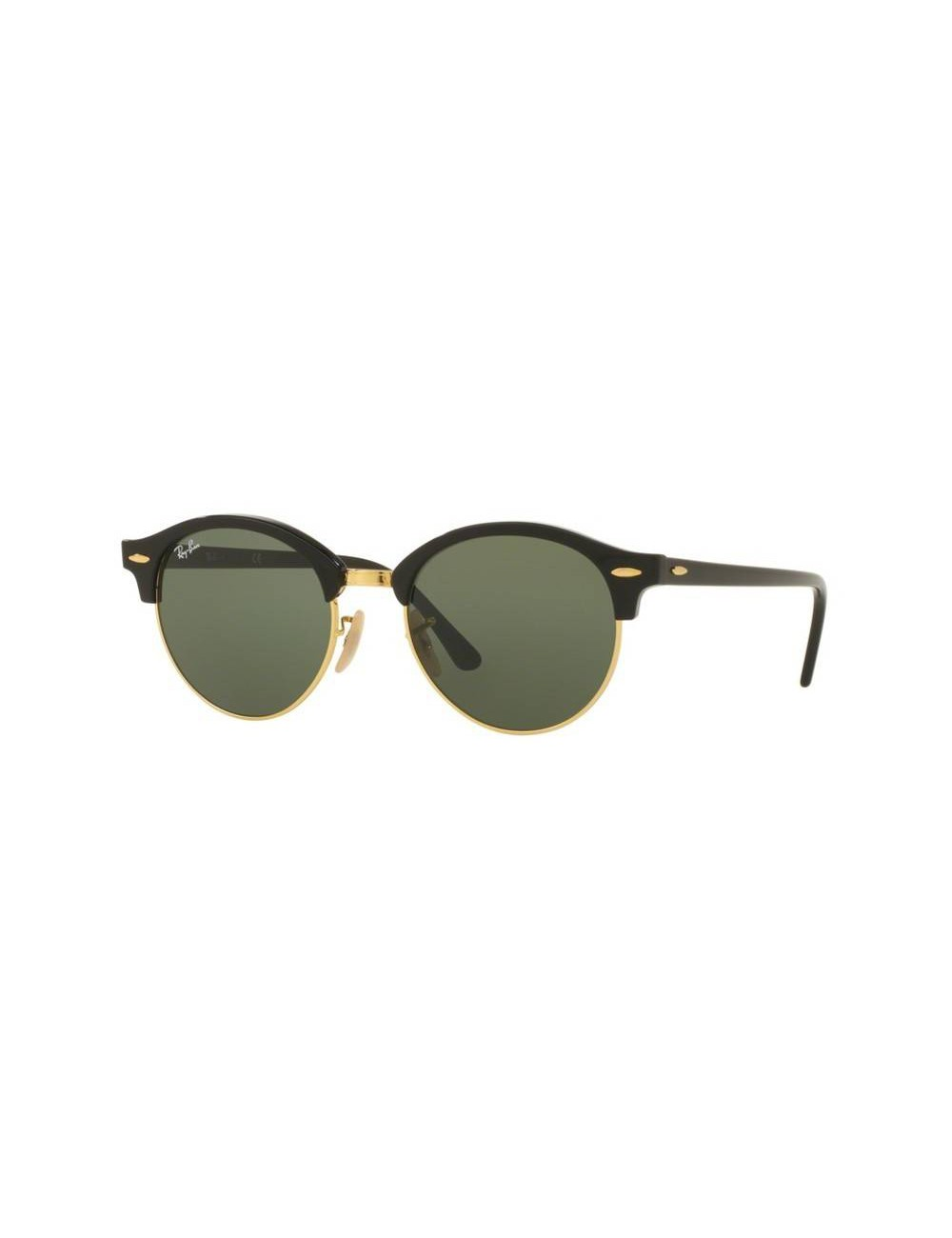 Ray Lunettes Clubround Rb4246 Ban 901 Soleil Blackgold De kn0wPXON8