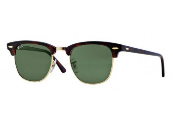 Lunettes de soleil Ray-Ban Clubmaster RB3016 W0366 Ecaille | Revendeur Agréé Ray-Ban | product_reduce_price