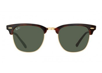 Lunettes de soleil Ray-Ban Clubmaster RB3016 W0366 Ecaille