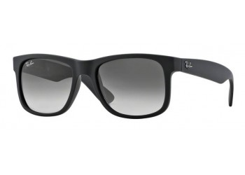 Lunettes de soleil Ray-Ban Justin RB4165 601/8G Black | Revendeur Agréé Ray-Ban | product_reduce_price