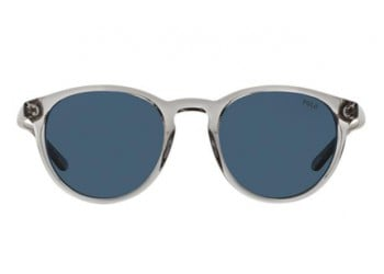 Lunettes de soleil Polo PH4110 541380 Shiny Semi Trasp Grey | Revendeur Agréé Ralph Lauren | product_reduce_price