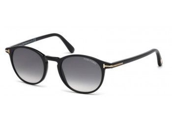 Lunettes de soleil Tom Ford FT0539 01B Andrea-02 | Revendeur Agréé Tom Ford | product_reduce_price