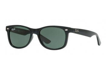 Lunettes de soleil junior Ray-Ban Junior RJ 9052S 100/71 Black | Revendeur Agréé Ray-Ban | product_reduce_price