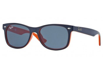 Lunettes de soleil Ray-Ban RJ9052S 178/80 Top Blue On Orange | Revendeur Agréé Ray-Ban | product_reduce_price