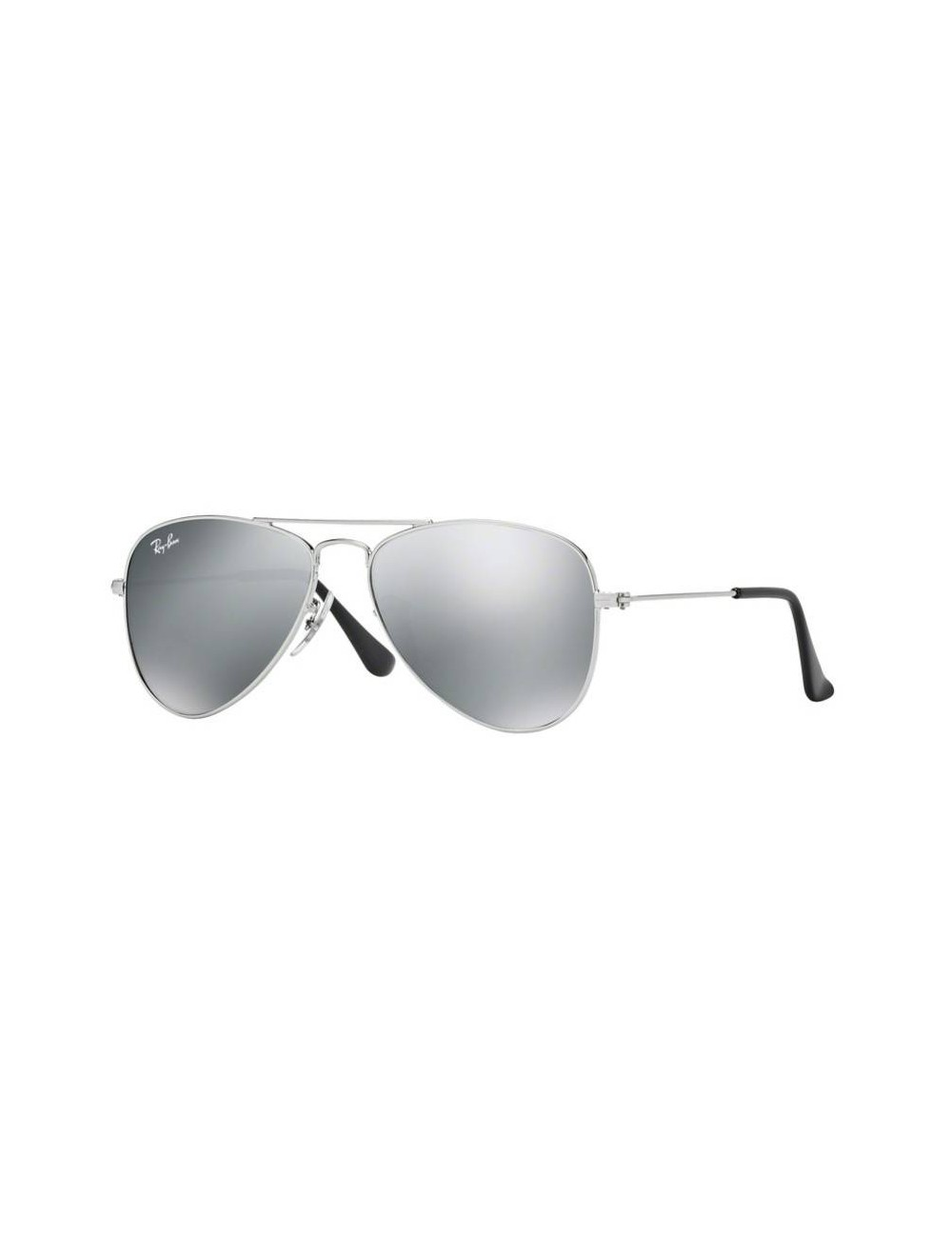 Ray 2126g Shiny Silver 9506s Junior Rj De Ban Soleil Lunettes fvYb6gy7