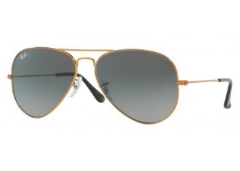 Lunettes de soleil Ray-Ban Aviator RB3025 197/71 Shiny Bronze | Revendeur Agréé Ray-Ban | product_reduce_price
