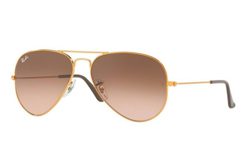 Lunettes de soleil Ray-Ban Aviator RB3025 9001A5 Shiny Light Bzonze | Revendeur Agréé Ray-Ban | product_reduce_price
