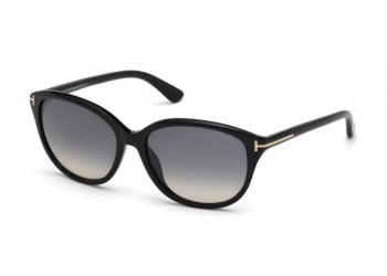 Lunettes de soleil Tom Ford FT0329 01B Karmen | Revendeur Agréé Tom Ford | product_reduce_price