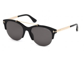 Lunettes de soleil Tom Ford FT0517 01A Adrenne | Revendeur Agréé Tom Ford | product_reduce_price
