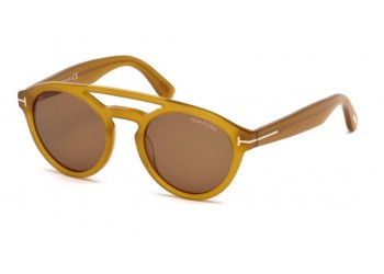 Lunettes de soleil Tom Ford FT0537 41E Clint | Revendeur Agréé Tom Ford | product_reduce_price