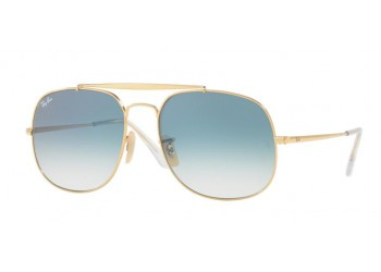 Lunettes de soleil Ray-Ban The General RB3561 001/3F Or | Revendeur Agréé Ray-Ban | product_reduce_price