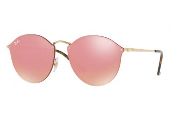 Lunettes de soleil Ray-Ban RB 3574N 001/E4 Or/Rose | Revendeur Agréé Ray-Ban | product_reduce_price