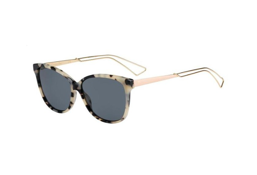 buy popular available sold worldwide Lunettes de soleil femme Dior Diorconfident2 RKA BN Ecaille
