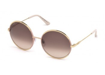 Lunettes de soleil Tod's TO0186 28F Or Rose | Revendeur Agréé Tod's | product_reduce_price