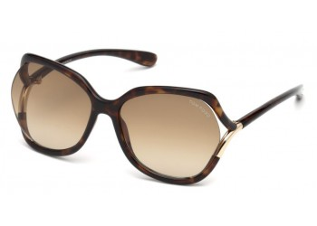 Lunettes de soleil Tom Ford FT0578 52F Anouk 02 Ecaille | Revendeur Agréé Tom Ford | product_reduce_price